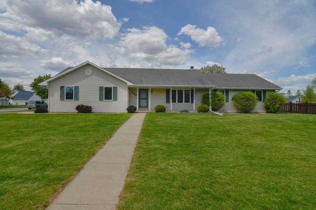 1199 Coprinus Drive, Green Bay, WI 54313 (#50240269) :: Todd Wiese Homeselling System, Inc.