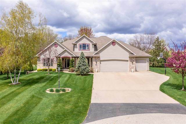 N1939 Jeremy Court, Greenville, WI 54942 (#50240277) :: Todd Wiese Homeselling System, Inc.