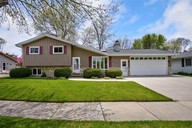 1021 E Sylvan Avenue, Appleton, WI 54915 (#50240296) :: Dallaire Realty