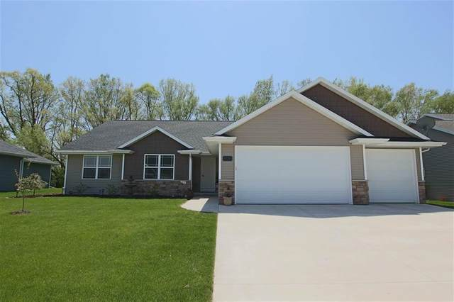 1336 Hunter Avenue, Fond Du Lac, WI 54937 (#50240311) :: Todd Wiese Homeselling System, Inc.