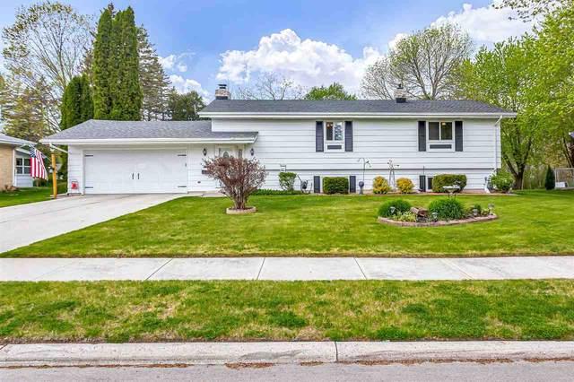 1111 1ST Street, Kiel, WI 53042 (#50240339) :: Todd Wiese Homeselling System, Inc.
