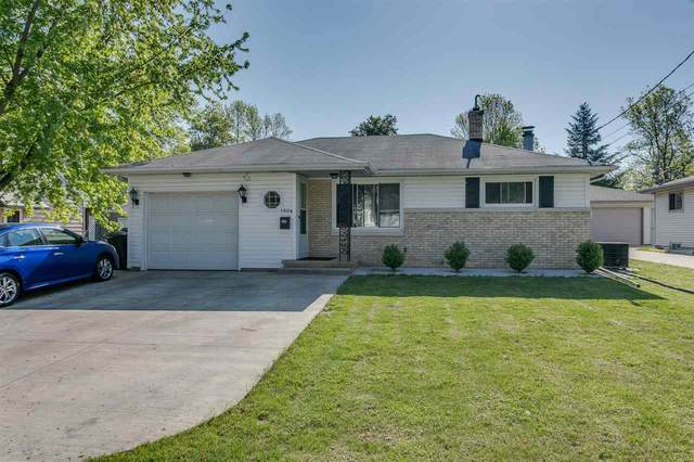1904 S Madison Street, Appleton, WI 54915 (#50240383) :: Todd Wiese Homeselling System, Inc.