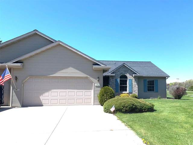 1701 Harrison Street, New Holstein, WI 53061 (#50240407) :: Todd Wiese Homeselling System, Inc.