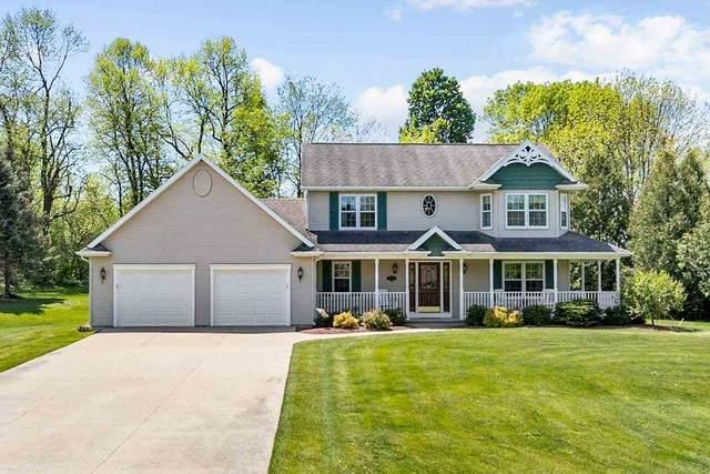 W6771 Sunnyvale Lane, Greenville, WI 54942 (#50240418) :: Carolyn Stark Real Estate Team