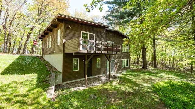 N1591 East Road, Waupaca, WI 54981 (#50240438) :: Carolyn Stark Real Estate Team