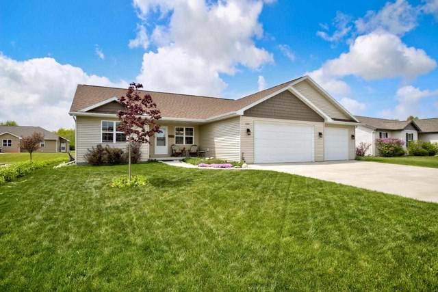 2324 Lacewing Drive, Neenah, WI 54956 (#50240449) :: Carolyn Stark Real Estate Team