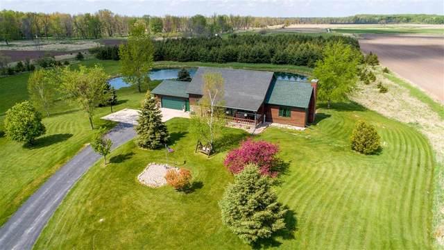 N6133 Wick Road, Black Creek, WI 54106 (#50240460) :: Carolyn Stark Real Estate Team