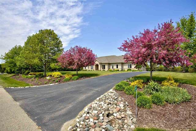 3544 Golden Harvest Drive, Neenah, WI 54956 (#50240521) :: Todd Wiese Homeselling System, Inc.