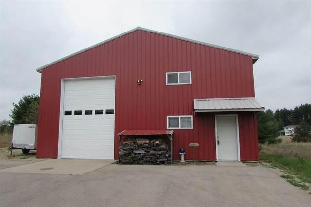 E828 Golke Road, Waupaca, WI 54981 (#50240573) :: Carolyn Stark Real Estate Team
