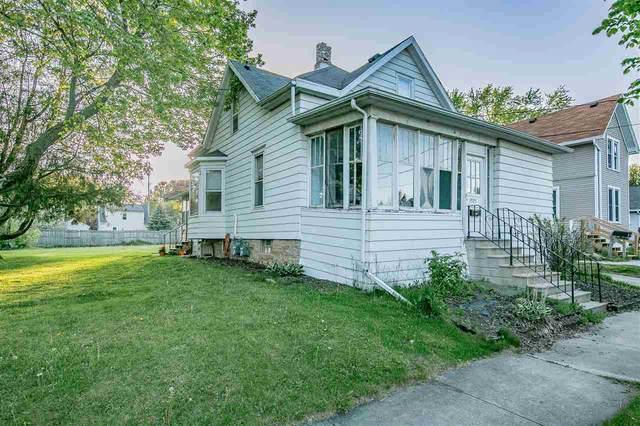 1521 N Alvin Street, Appleton, WI 54914 (#50240611) :: Todd Wiese Homeselling System, Inc.
