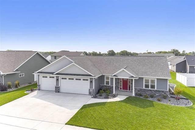 W6065 Ryford Street, Menasha, WI 54952 (#50240683) :: Carolyn Stark Real Estate Team