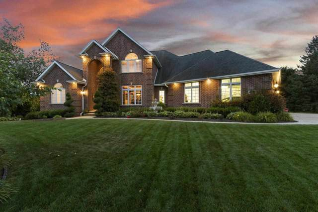 1197 Pleasant Valley Drive, Hobart, WI 54155 (#50240690) :: Todd Wiese Homeselling System, Inc.