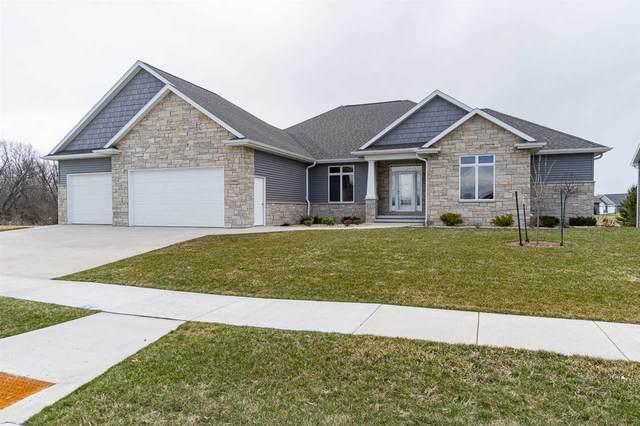 1665 E Canyon Lane, Appleton, WI 54913 (#50240752) :: Carolyn Stark Real Estate Team