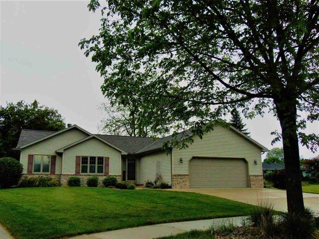 507 Sarah Drive, Fond Du Lac, WI 54935 (#50240754) :: Carolyn Stark Real Estate Team