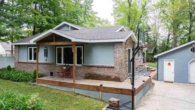 N2964 Otter Drive, Waupaca, WI 54981 (#50240769) :: Carolyn Stark Real Estate Team