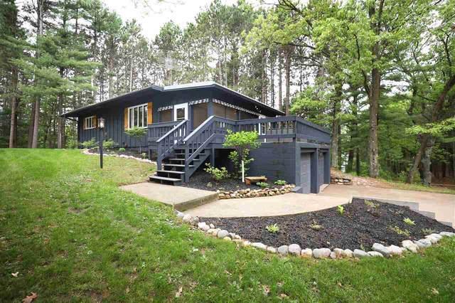 N4565 24TH Avenue, Wild Rose, WI 54984 (#50240794) :: Carolyn Stark Real Estate Team