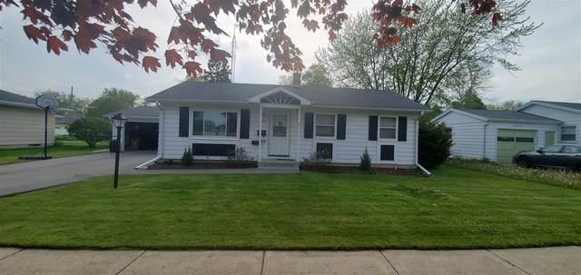 1436 Johnston Drive, Manitowoc, WI 54220 (#50240836) :: Carolyn Stark Real Estate Team