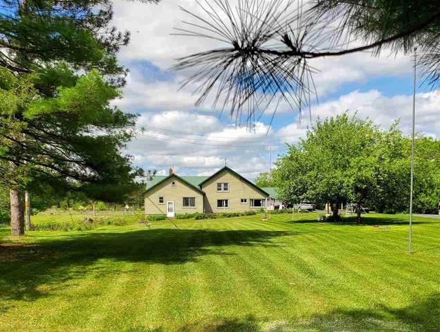N9152 Pagel Road, Iola, WI 54945 (#50240957) :: Carolyn Stark Real Estate Team