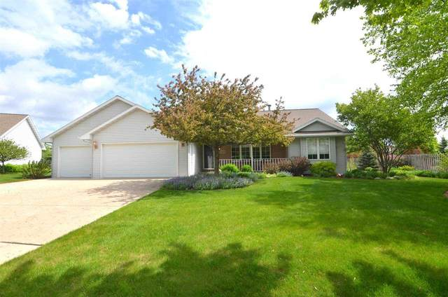 1408 Inspiration Avenue, New Franken, WI 54229 (#50240977) :: Todd Wiese Homeselling System, Inc.