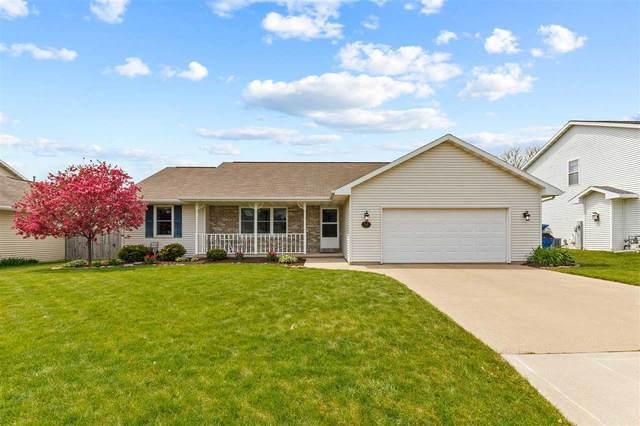 1128 Grassy Meadow Lane, Menasha, WI 54915 (#50241076) :: Todd Wiese Homeselling System, Inc.