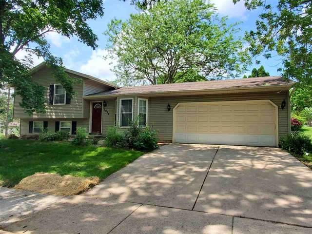 2934 Settlement Drive, MADISON, WI 53713 (#50241078) :: Carolyn Stark Real Estate Team