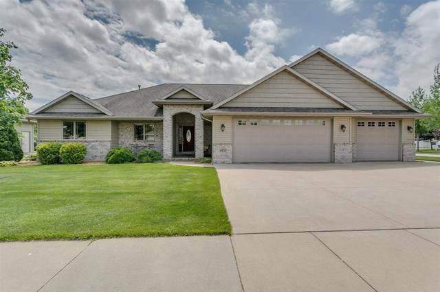 4855 N Stargaze Drive, Appleton, WI 54913 (#50241090) :: Carolyn Stark Real Estate Team