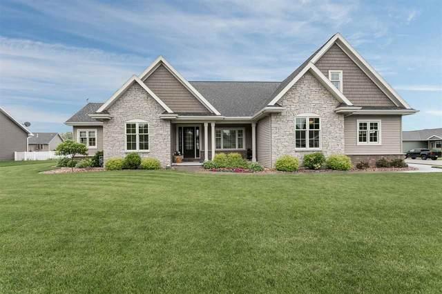 1184 Ava Court, Neenah, WI 54956 (#50241153) :: Ben Bartolazzi Real Estate Inc