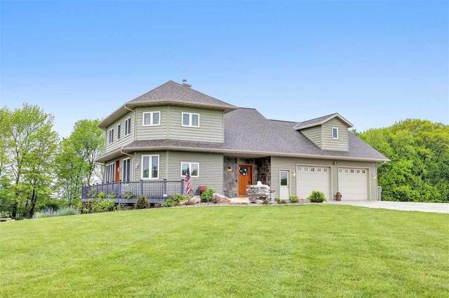 E0746 Macco Road, Luxemburg, WI 54217 (#50241172) :: Todd Wiese Homeselling System, Inc.