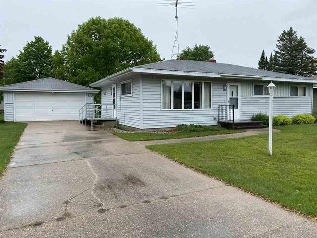 821 NE 3RD Street, Marion, WI 54950 (#50241197) :: Carolyn Stark Real Estate Team