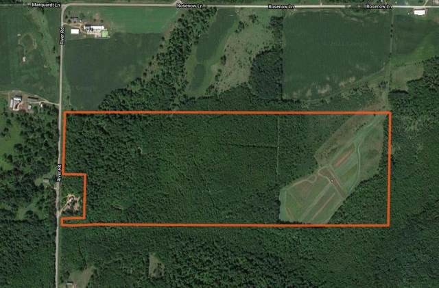 River Rd Road, Wittenberg, WI 54499 (#50241218) :: Symes Realty, LLC