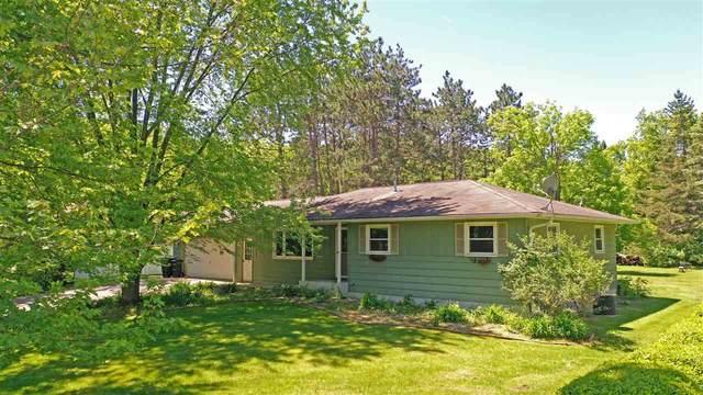N2621 Woodland Circle, Waupaca, WI 54981 (#50241286) :: Carolyn Stark Real Estate Team