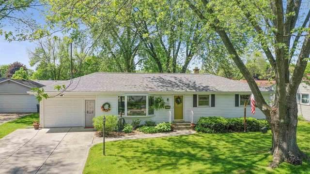 608 Karl Street, Green Bay, WI 54301 (#50241312) :: Todd Wiese Homeselling System, Inc.