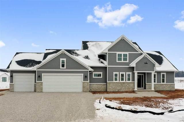 N9338 Dusty Lane, Appleton, WI 54915 (#50241333) :: Carolyn Stark Real Estate Team