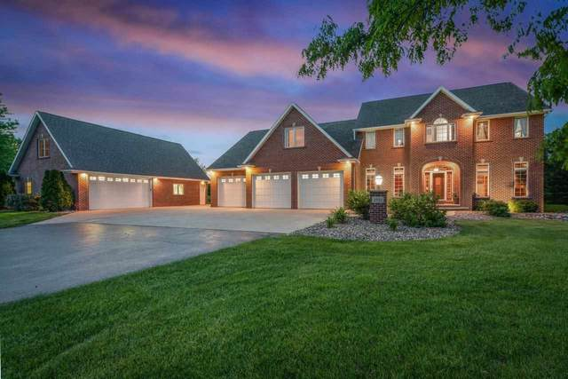 2552 Coreland Court, De Pere, WI 54115 (#50241360) :: Todd Wiese Homeselling System, Inc.