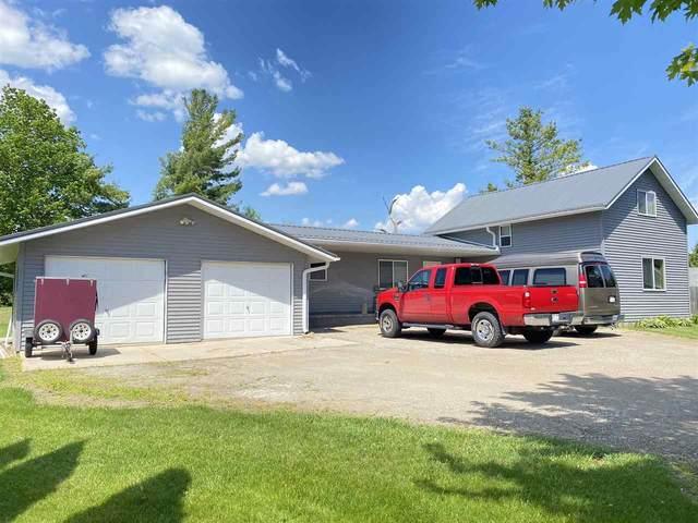 W384 Hwy 160, Pulaski, WI 54162 (#50241379) :: Carolyn Stark Real Estate Team