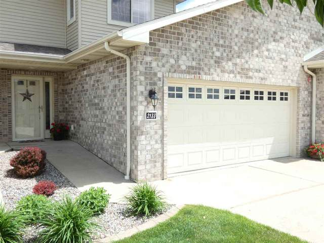 2133 Trailside Lane, De Pere, WI 54115 (#50241397) :: Todd Wiese Homeselling System, Inc.
