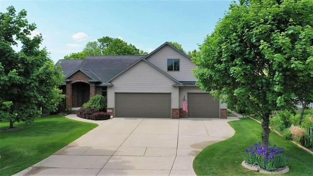 3117 Eclipse Drive, Green Bay, WI 54311 (#50241445) :: Todd Wiese Homeselling System, Inc.