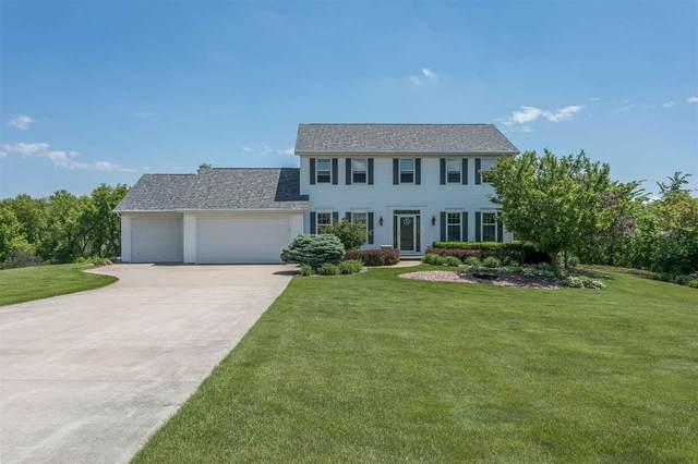 N1160 Roena Lane, Hortonville, WI 54944 (#50241493) :: Carolyn Stark Real Estate Team