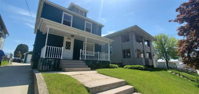 421 N 5TH Street, Manitowoc, WI 54220 (#50241496) :: Todd Wiese Homeselling System, Inc.