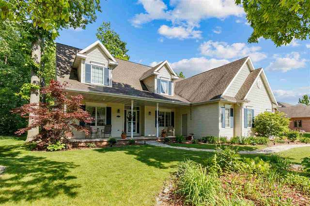 2208 Peters Road, Kaukauna, WI 54130 (#50241508) :: Carolyn Stark Real Estate Team