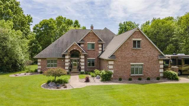W5919 Monarch Drive, Appleton, WI 54914 (#50241546) :: Carolyn Stark Real Estate Team