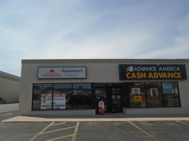 506 S Military Avenue, Green Bay, WI 54303 (#50241577) :: Symes Realty, LLC