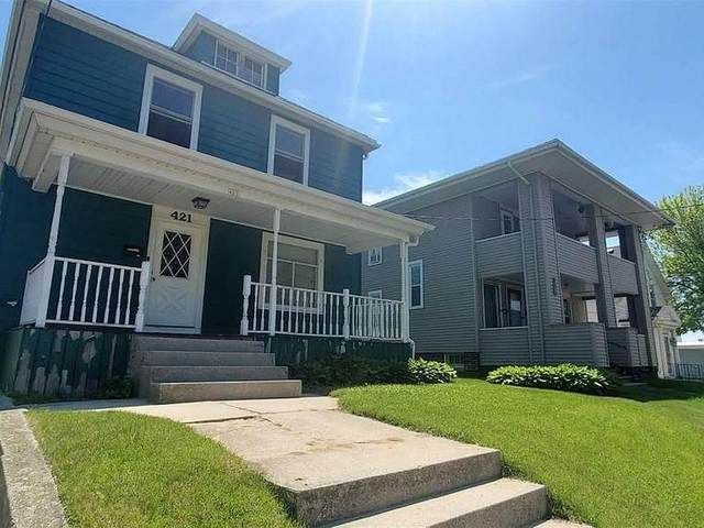 421 N 5TH Street, Manitowoc, WI 54220 (#50241667) :: Todd Wiese Homeselling System, Inc.