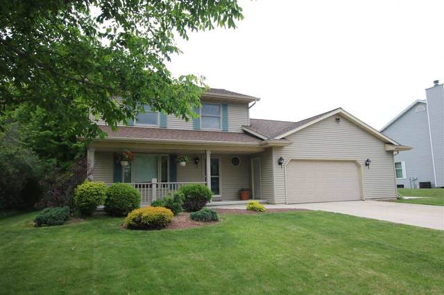231 Kiesner Drive, Chilton, WI 53014 (#50241673) :: Carolyn Stark Real Estate Team