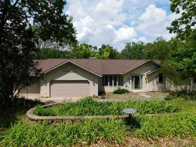 W1632 Golf Ridge Circle, Montello, WI 53949 (#50241695) :: Carolyn Stark Real Estate Team
