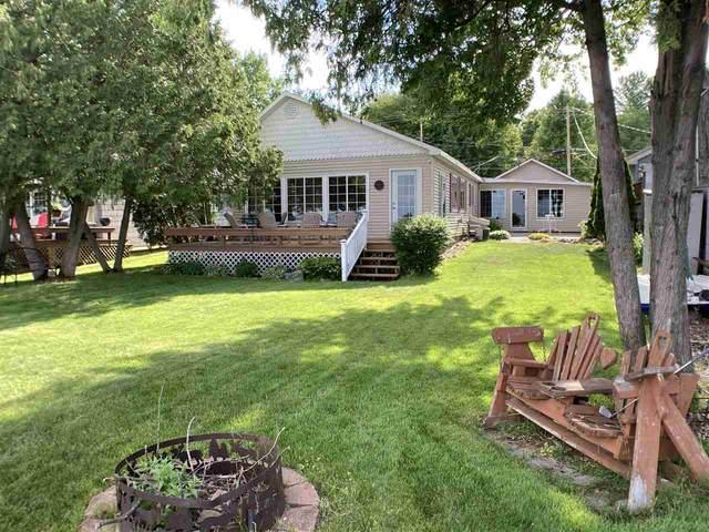 N5908 Lake Drive, Shawano, WI 54166 (#50241705) :: Carolyn Stark Real Estate Team