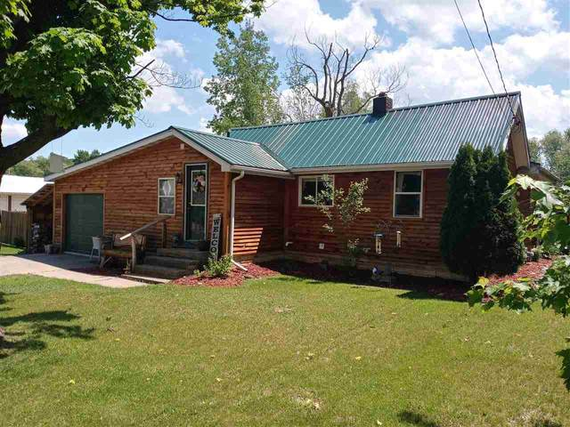 117 Maes Street, Marion, WI 54950 (#50241728) :: Carolyn Stark Real Estate Team