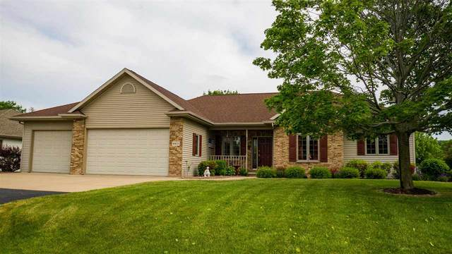 W4771 Cliff View Drive, Sherwood, WI 54169 (#50241731) :: Symes Realty, LLC