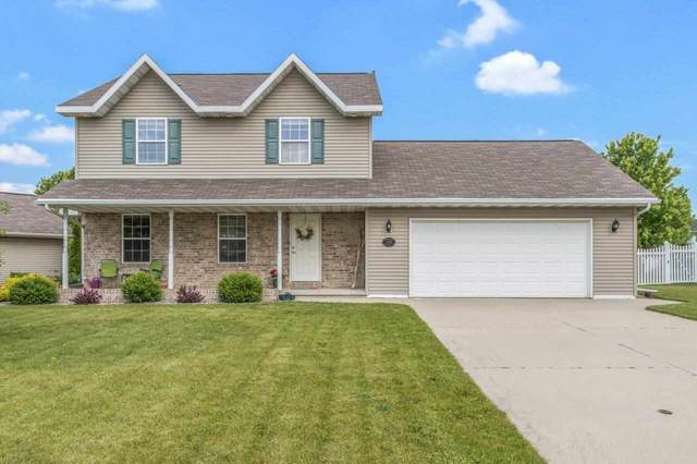 1225 Wolverine Court, Green Bay, WI 54229 (#50241735) :: Todd Wiese Homeselling System, Inc.
