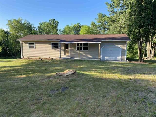 W527 Dover Road, Neshkoro, WI 54960 (#50241746) :: Carolyn Stark Real Estate Team